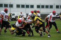 Wernigerode Mountain Tigers vs. Chemnitz Crusaders
