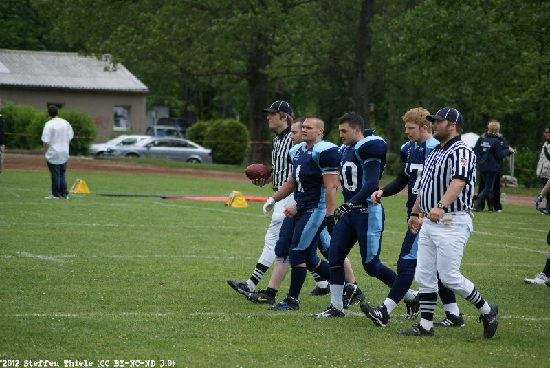 Gameday 02.06.2012 | Varlets vs. Berlin Thunderbirds