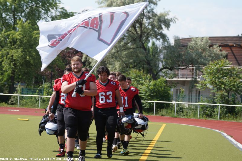 Gameday 04.06.2016 | Varlets @ Berlin Bears