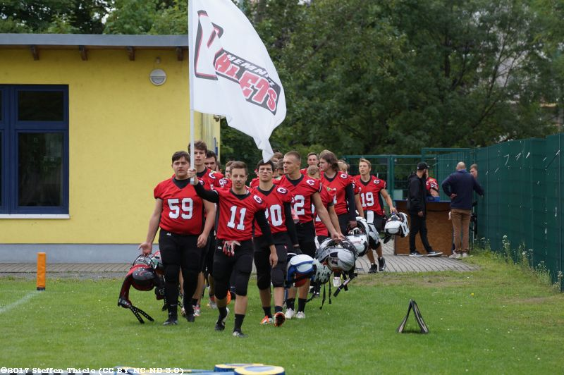 Gameday 12.08.2017 | Varlets @ Leipzig Lions
